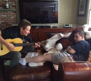 Jake & Music Therapy