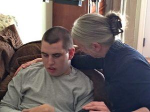 Jake and Massage Therapy