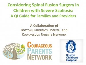 Scoliosis and Spine / Spinal Surgery: Facts and Decision-Making